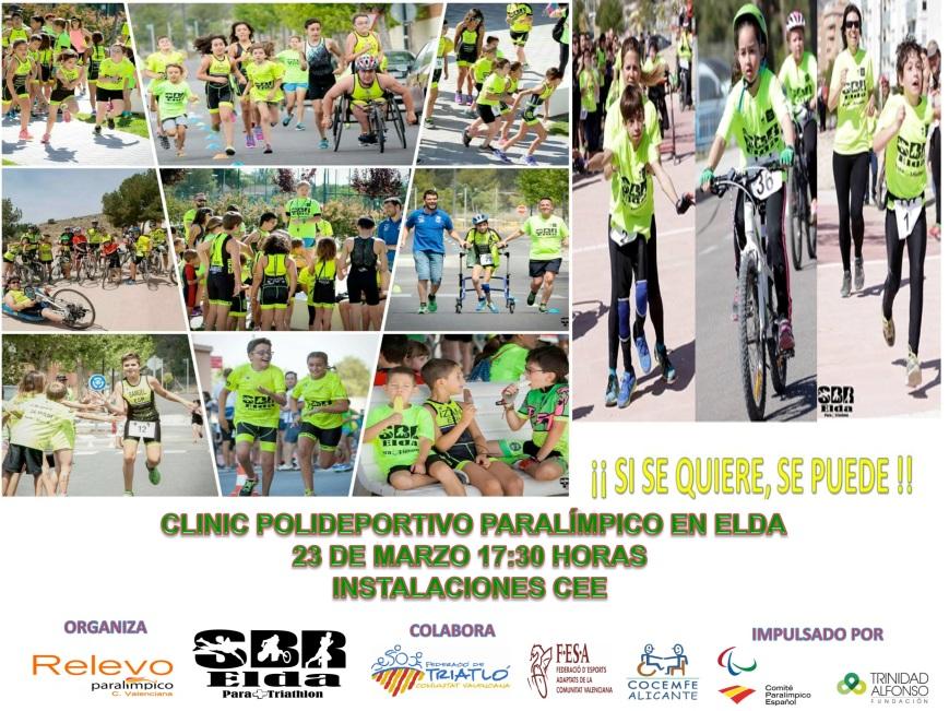 Cartel_Clinic_Polideportivo_Elda